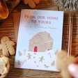 Lisa Angel 'From Our Home To Yours' Christmas Greeting Card