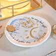 Lisa Angel Ladies' Personalised Sun and Moon Trinket Dish