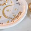 Lisa Angel Personalised Sun and Moon Trinket Dish