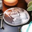 Lisa Angel Ladies' Personalised 'Your Photo' Organic Shape Trinket Dish