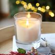 Lisa Angel Festive Eazi Candle Christmas Wishes Candle Making Set