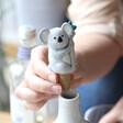 Lisa Angel Koala Bottle Stopper