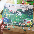 Flow Magazine 'All Good Things are Wild and Free' Jigsaw Puzzle