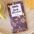 Lisa Angel 100g Bar of Gnaw Dark Milk Chocolate