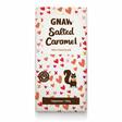 100g Bar of Gnaw Salted Caramel Chocolate