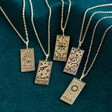 Lisa Angel Tarot Card Necklaces