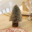 Lisa Angel Small Natural Bristle Tree Decoration