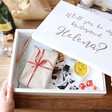 Lisa Angel Personalised 'Bridesmaid' Large White Wooden Box