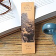 Lisa Angel Printed Personalised Photo Leather Bookmark