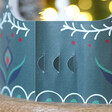 Lisa Angel Set of Three Personalised Paper Christmas Folklore Crowns