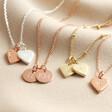 Lisa Angel Ladies' Personalised 18th Birthday Charm Necklace