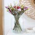 Lisa Angel Large Curved Glass Vase