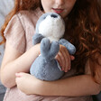 Jellycat Bashful Seal Soft Toy with Model