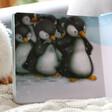 Lisa Angel Children's Jellycat 'The Naughty Penguins' Book