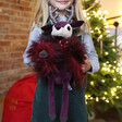 Jellycat Viola Reindeer Soft Toy with Model