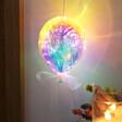 Lisa Angel Battery Powered Iridescent LED Hanging Balloon Light