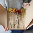 Lisa Angel Ladies' Autumnal Cut Dried Flowers Letterbox Gift