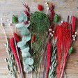 Lisa Angel Festive Christmas Cut Dried Flowers Letterbox Gift