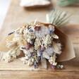 Lisa Angel Ladies' Natural Dried Flower Bouquet