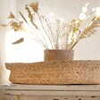 Natural Dried Flowers Letterbox Gift