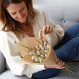 Lisa Angel Real Pastel Dried Flower Bouquet
