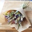 Lisa Angel Thoughtful Pastel Dried Flower Bouquet