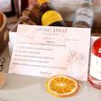 Lisa Angel Special Personalised Aperol Spritz Cocktail Kit
