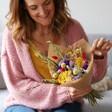 Lisa Angel Colourful Rainbow Brights Dried Flower Bouquet