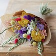 Lisa Angel Special Rainbow Brights Dried Flower Bouquet