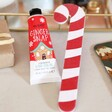 Lisa Angel with Mad Beauty North Pole Cranberry Hand Care Set