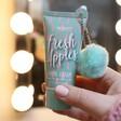 Lisa Angel with Mad Beauty Pom Pom Fresh Apples Hand Cream