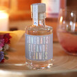 Lisa Angel 10cl Personalised 'Congratulations' Bottle of Granite North Gin