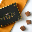 Booja-Booja Gift Box of 8 Vegan Almond Salted Caramel Truffles