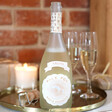 Lisa Angel Personalised Bottle of Pale Fox Prosecco