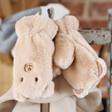 Lisa Angel Cute Powder Children's Fluffy Teddy Mittens
