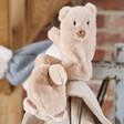 Lisa Angel Powder Children's Fluffy Teddy Mittens