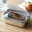 Lisa Angel with Sass & Belle Stainless Steel Lunch Box