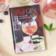 Lisa Angel Pink Gin Cocktail Book