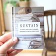 Lisa Angel Sustain Book