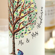 Lisa Angel Personalised Bottle of Sapling Vodka