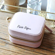 Lisa Angel Mini Square 'Petit Bijou' Jewellery Box