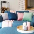 Lisa Angel Square Velvet Cushions