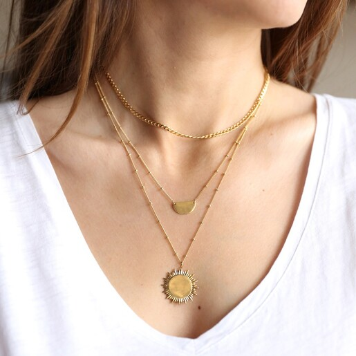 Necklace Separator For Layered Necklaces Lisa Angel