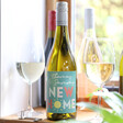 Lisa Angel Special Personalised Colourful 'New Home' Bottle of Wine