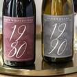 Personalised Date Bottle of Wine