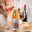 Lisa Angel Personalised Mum 'Your Photo' Bottle of Wine