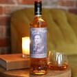 Lisa Angel Personalised Photo Bottle of Famous Grouse Whisky