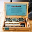 Lisa Angel Men's 'Buff & Shine' Cigar Box Shoe Kit