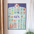 Lisa Angel Gin Lover's 500 Piece Jigsaw Puzzle and Poster