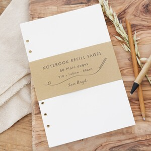 Notebook Refill Pages